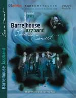 DVD-Cover: Barrelhouse Jazzband: Live in Concert