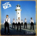 CD-Cover: Back To The 50's - Live